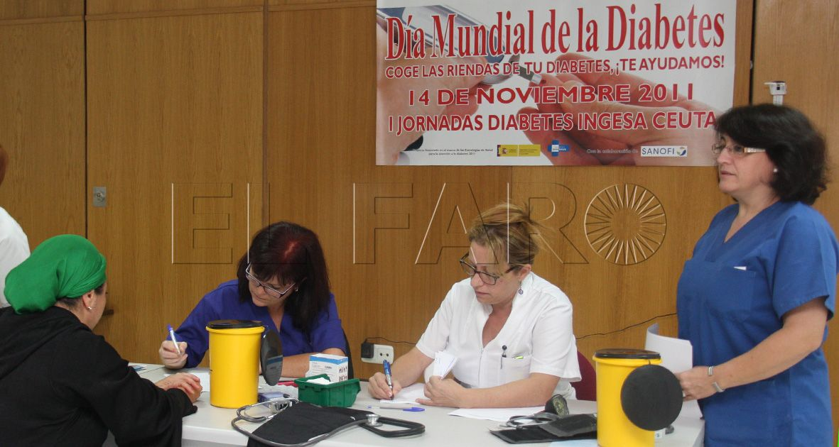 La tasa de mortalidad por diabetes local casi triplica la media nacional