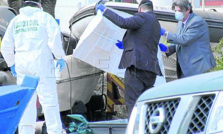 Recuperan el cadáver de un argelino del CETI en el puerto