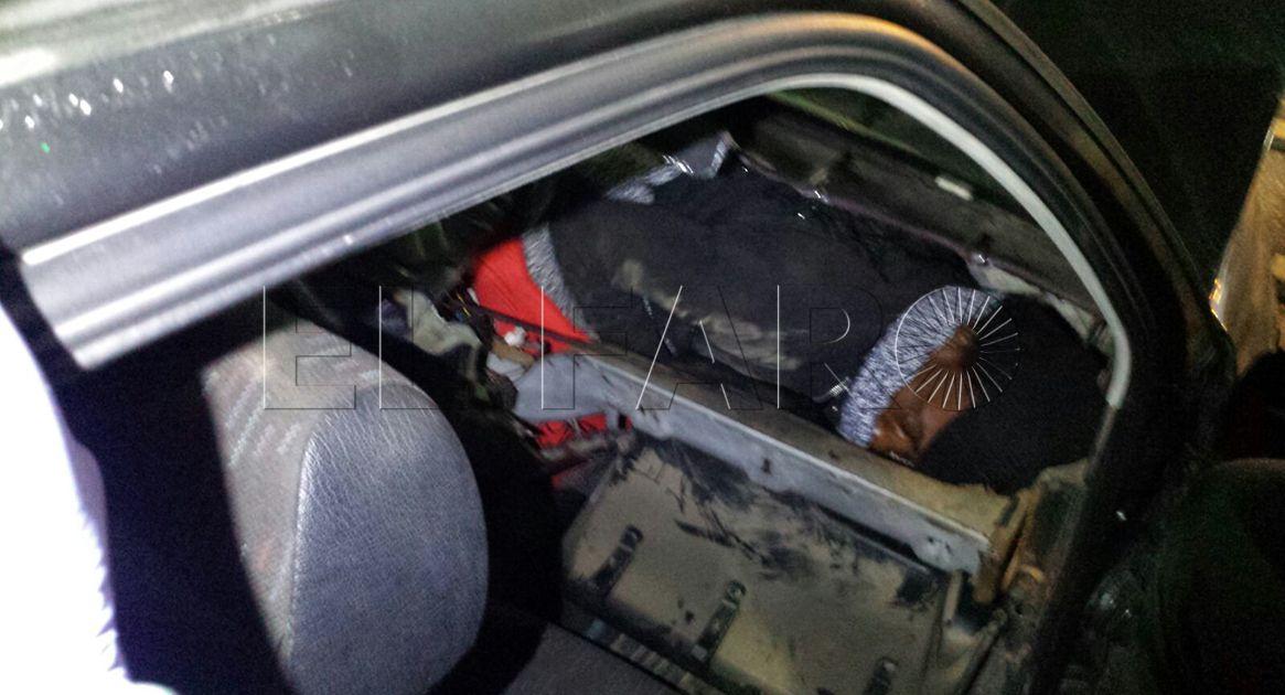 Ingresa en prisión el conductor del 'coche patera' que coló a dos inmigrantes