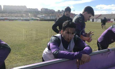 El ceutí Anuar: dos años más en el Valladolid