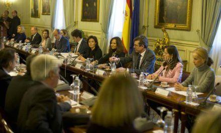 Reunión de coordinación para delegados