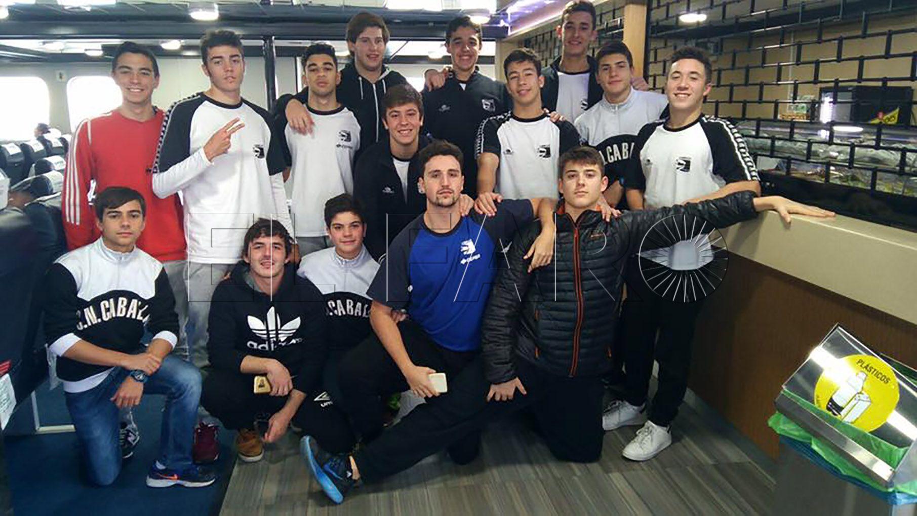 Fácil victoria frente al CW Algeciras (9-27)