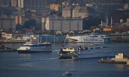 Canceladas todas las rotaciones entre Algeciras y Ceuta por el Levante