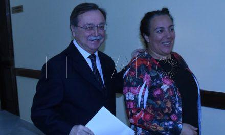 Rabea Mohamed y Susana Román presentan la dimisión de sus cargos