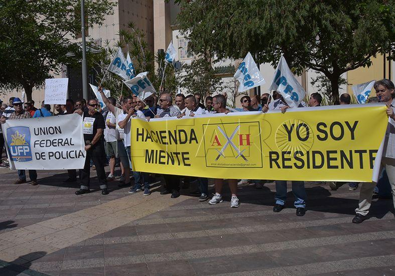 Afectados por Hacienda denuncia el envío de obligaciones de pago sin notificar la resolución