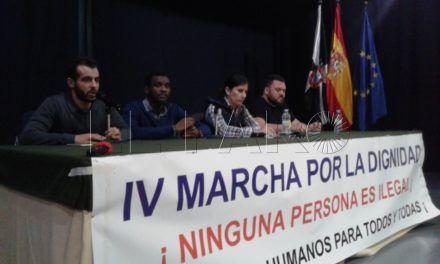"""""""Hoy sabemos que no les mató el mar sino la política migratoria"""""""