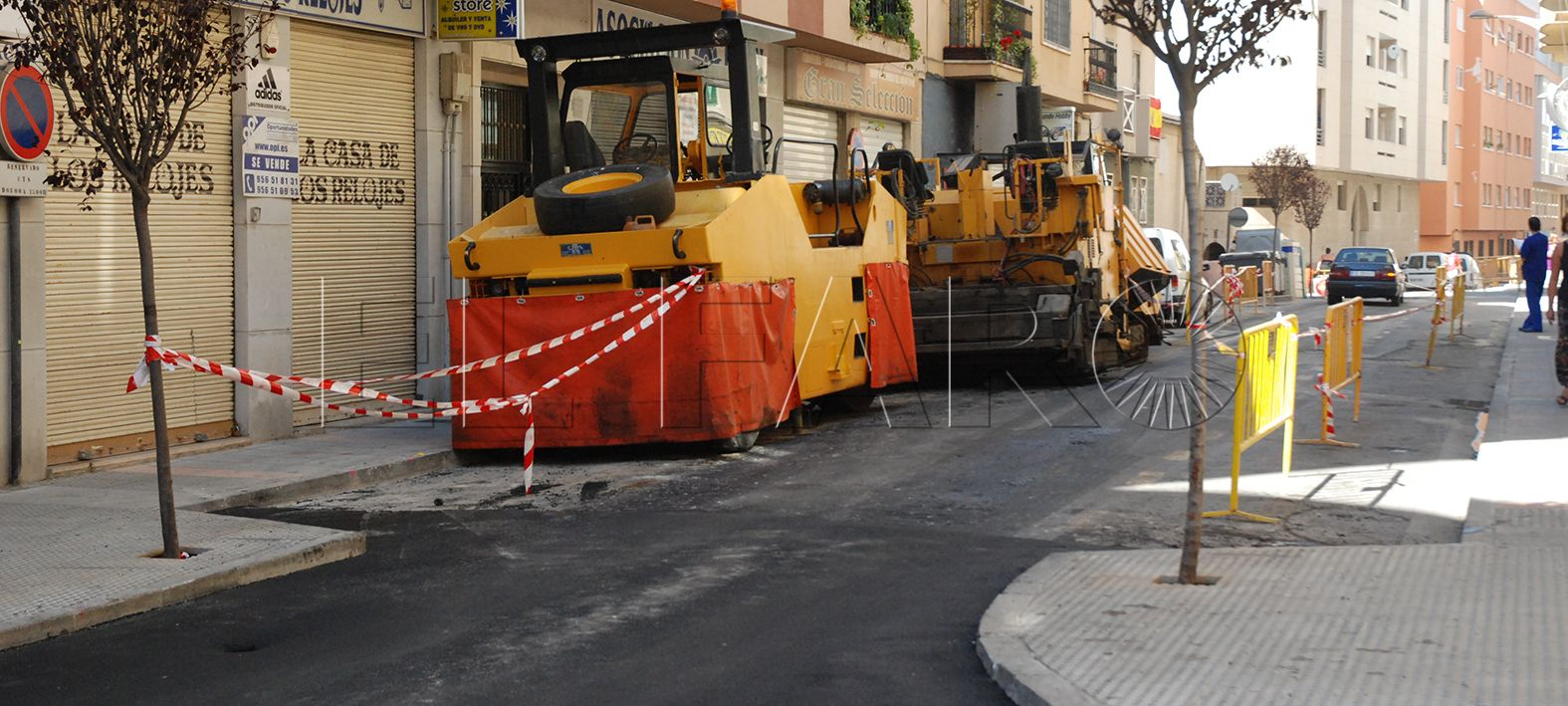 El Gobierno licita el proyecto de asfaltado de unas veinte zonas
