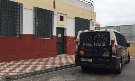 Detenidas dos personas, una de ellas agente de la Policía Portuaria, en la investigación de las viviendas