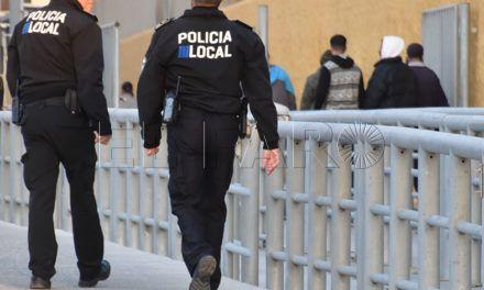 """La Policía Local no tiene """"función ni competencia"""" en el 'Tarajal II', indica el Gobierno"""