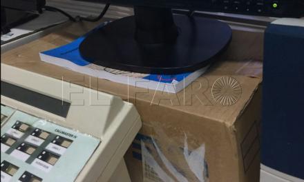UGT denuncia las condiciones de trabajo en la sala de comunicaciones de Policía Local