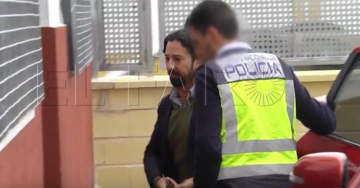 La Audiencia estudia el recurso de apelación contra la prisión de Antonio López