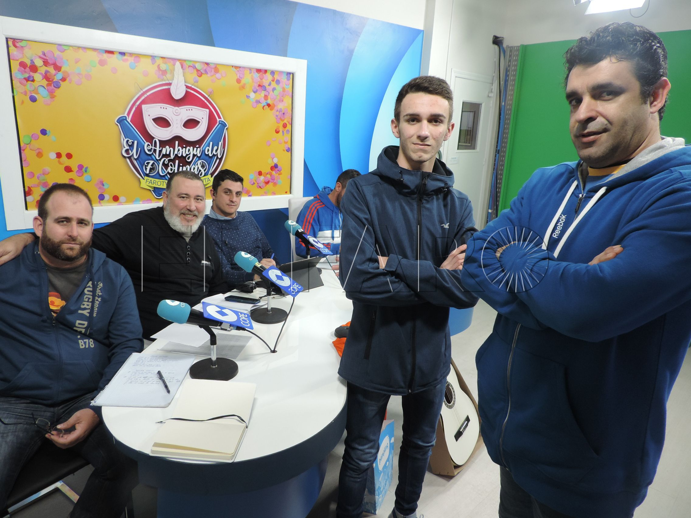 Acuerdo en 'El Ambigú': el Carnaval de Ceuta quiere jugar la 'Champions'