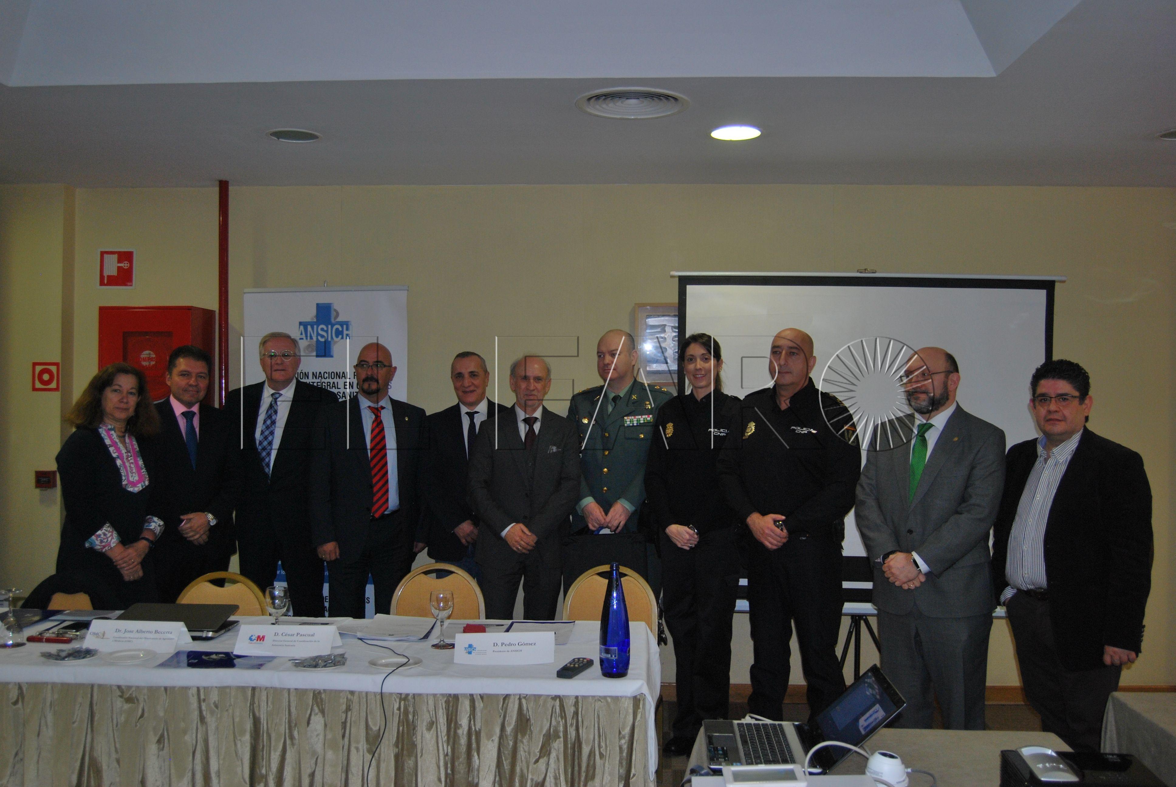 Ceuta, en la  Mesa de expertos  sobre seguridad en la sanidad
