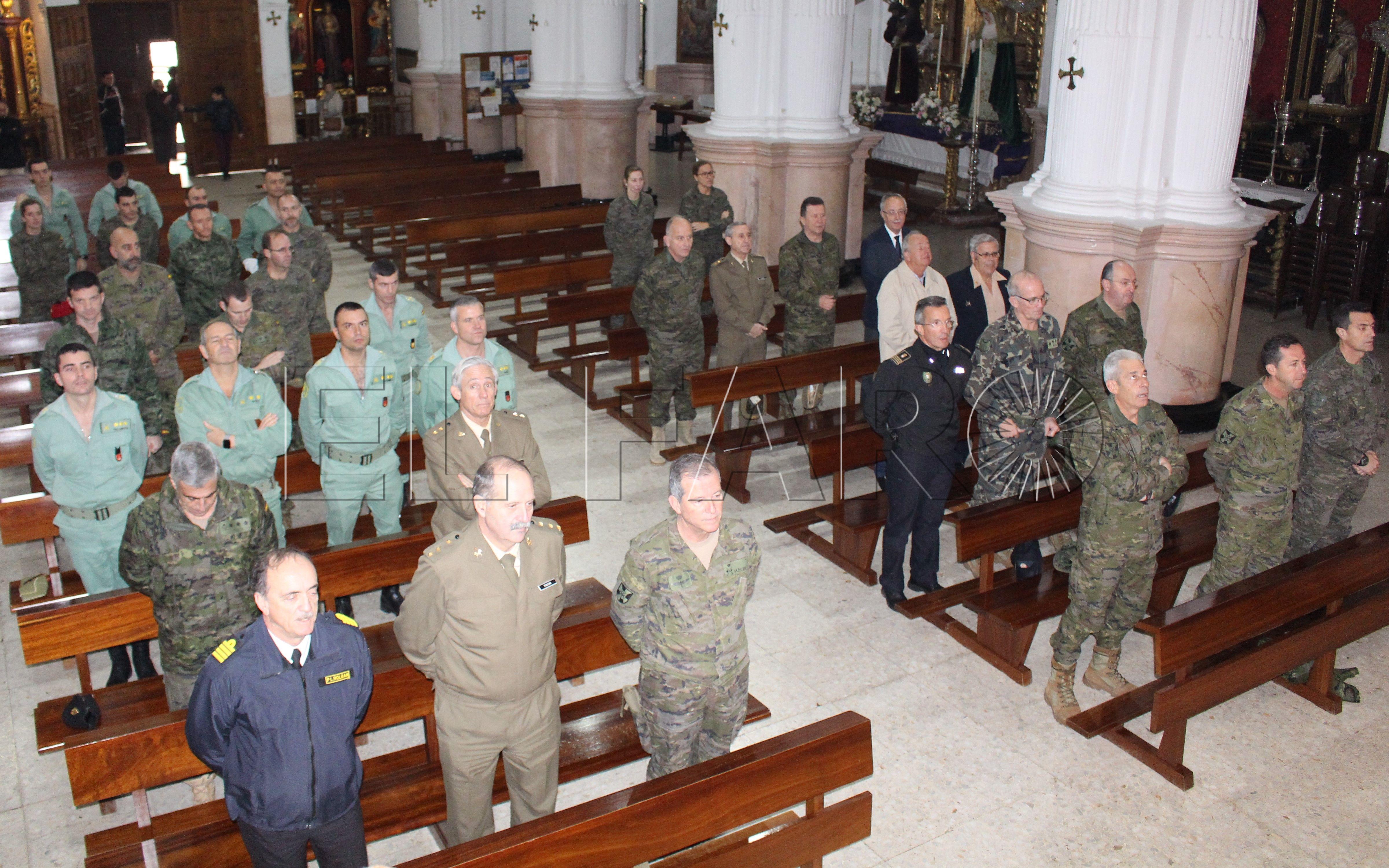 La COMGECEU celebra los 135 años de la Academia General Militar