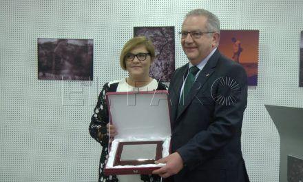 Hachuel y Viviane Berros, premios Juan Huarte 2017
