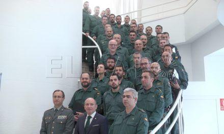 La formación sobre vigilancia en fronteras, clave para la Guardia Civil