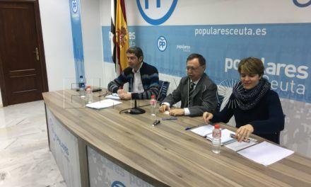 El PP de Ceuta celebra hoy su Junta Directiva