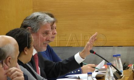"Carreira defiende a Tragsa ""como una empresa nuestra"""