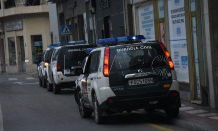 Un total de 15 guardias civiles atendidos por contusiones tras la entrada masiva