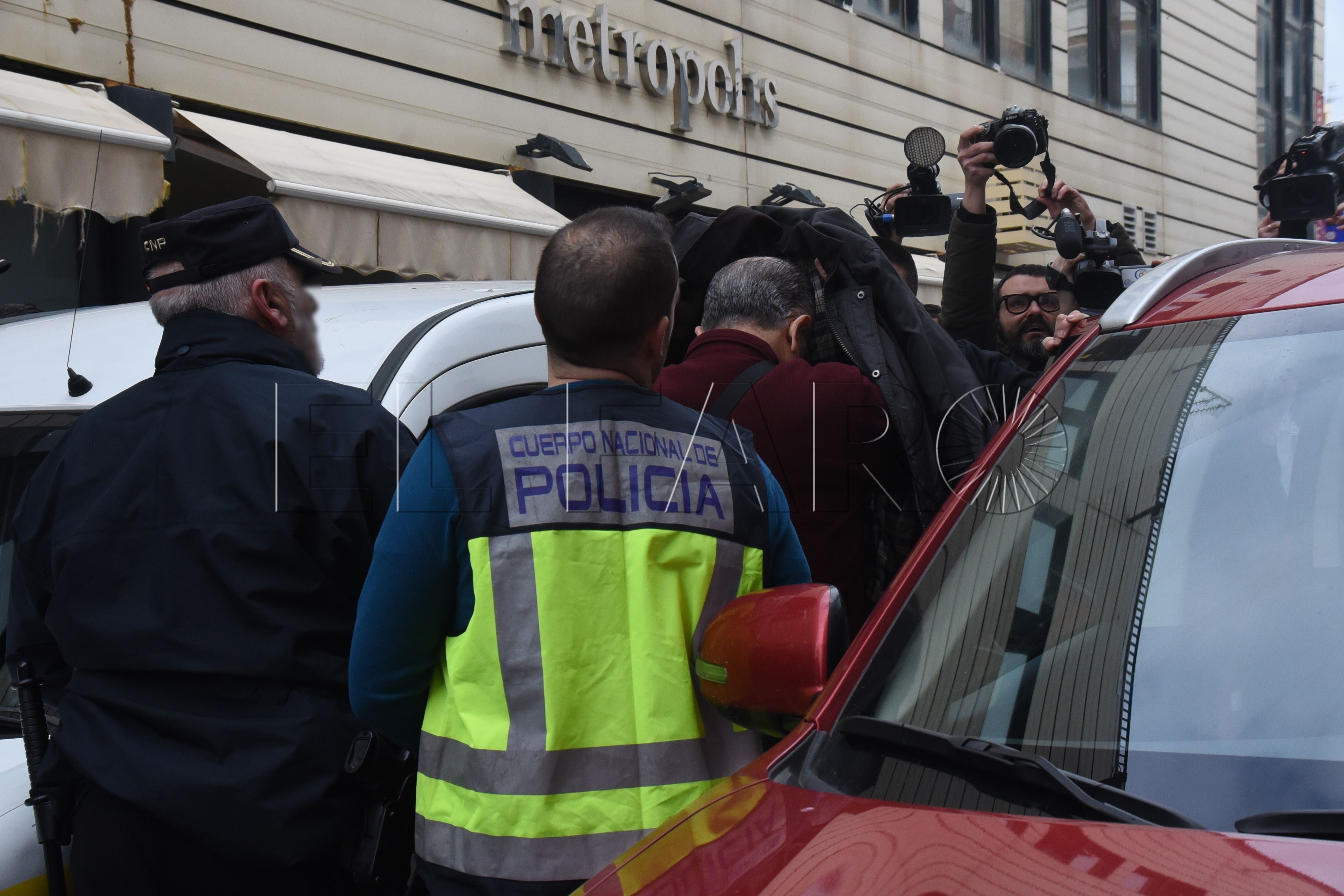 La operación 'Loma Colmenar' suma ya 12 detenciones
