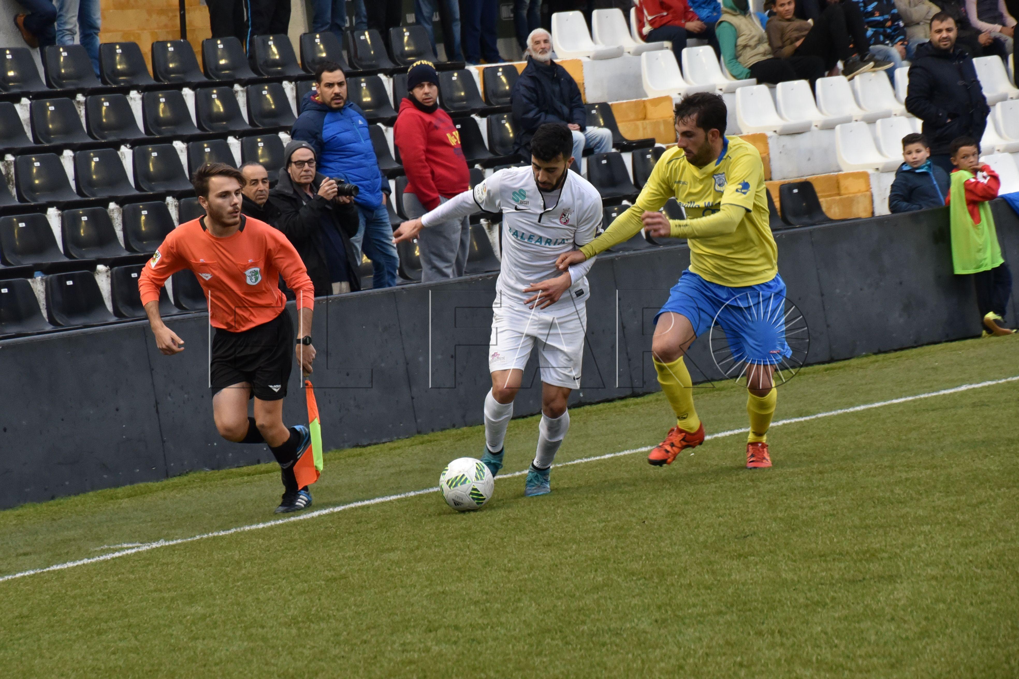 El Ceuta FC, a meter la quinta ante el Antoniano