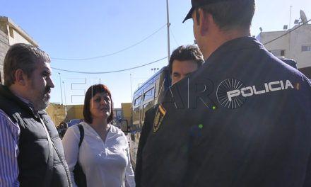 El SUP reclama a las autoridades una queja formal ante Marruecos