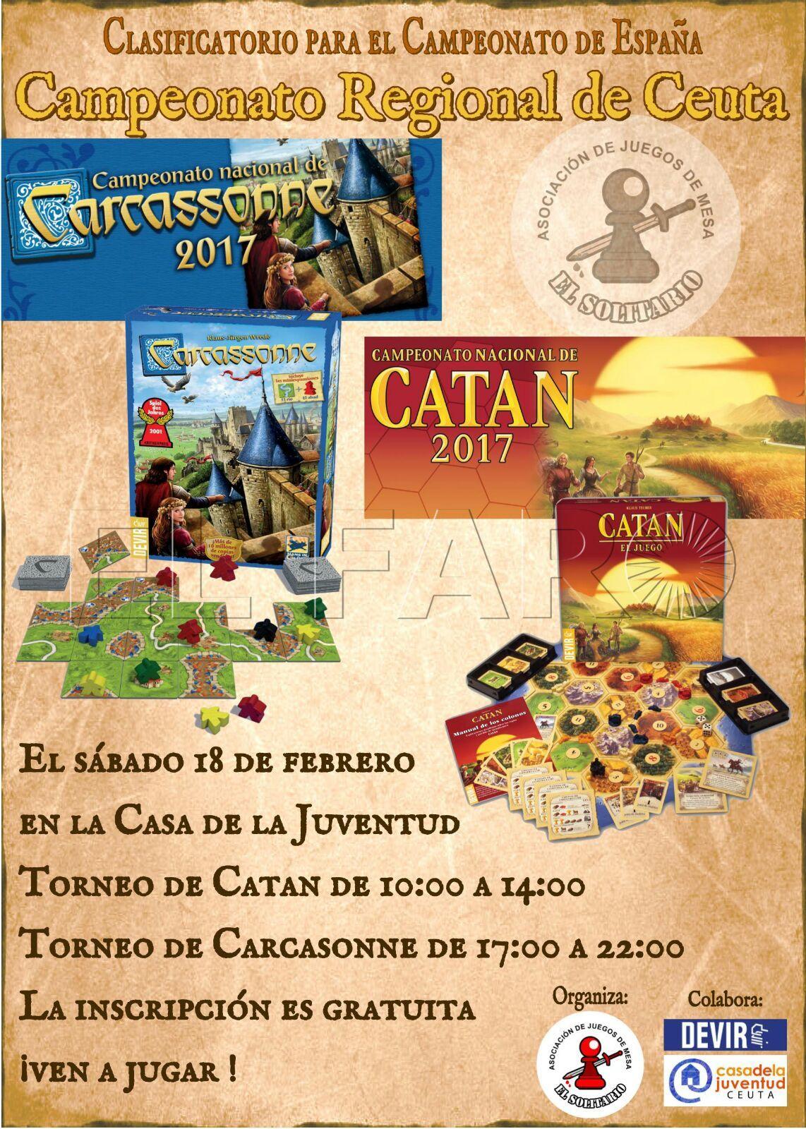 Cita Para Juegos De Mesa El Faro De Ceuta