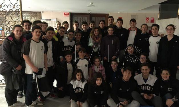 'Tirados' en Algeciras