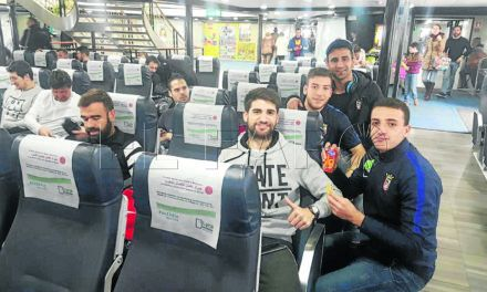 El Ceuta regresa tras tres días en Algeciras
