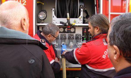 Los camiones de Bomberos no tienen la capacidad de agua que se certificó