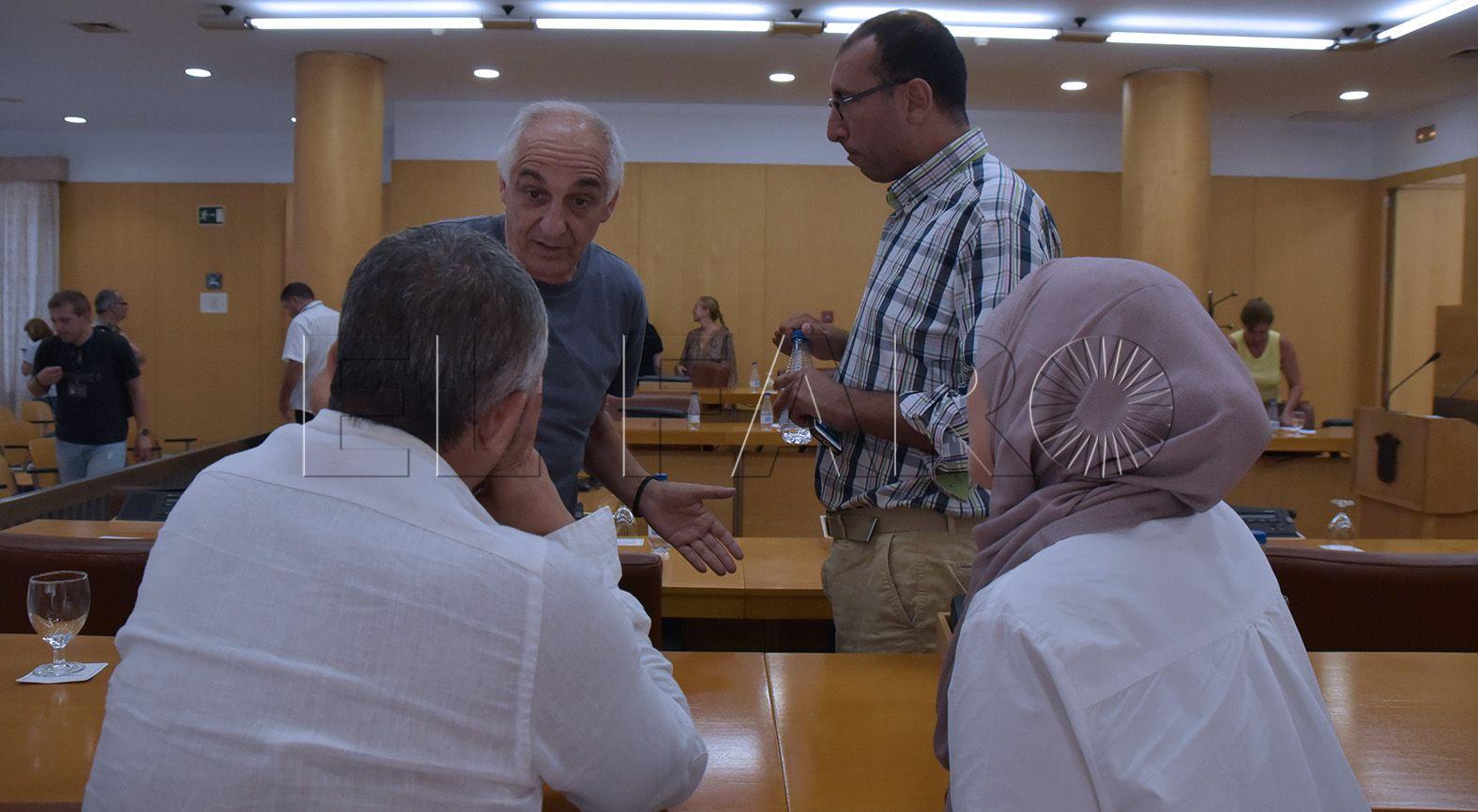Caballas propondrá un plan de actividades lúdico-educativas en barriadas