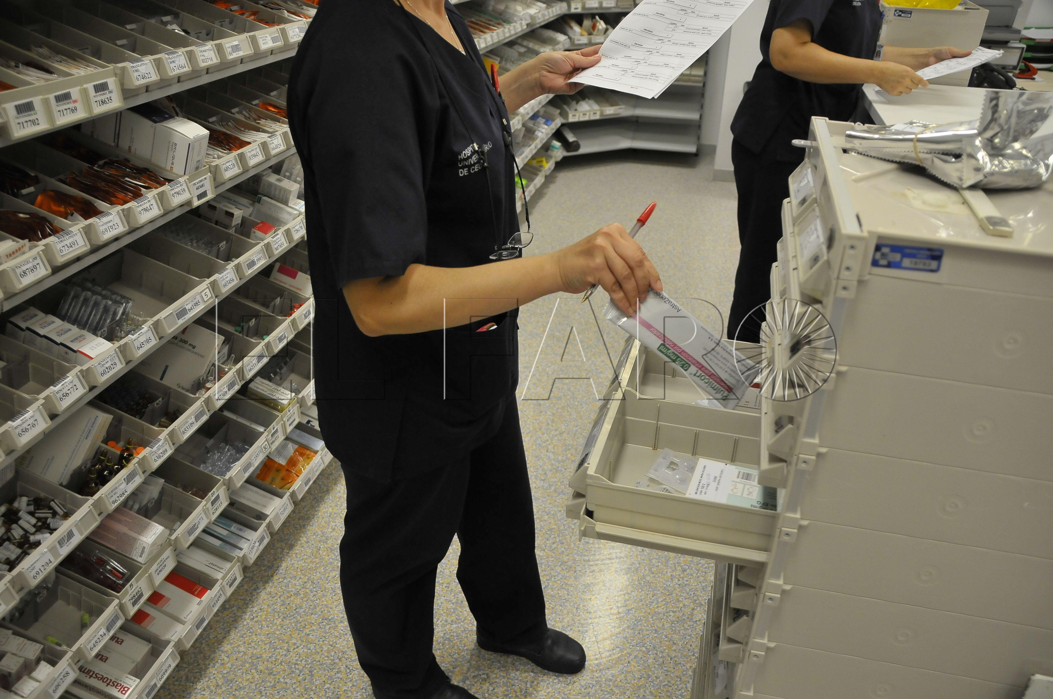 El material de laparoscopias llega a Ceuta al día siguiente de aplazarlas