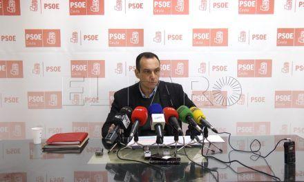 El PSOE denuncia que la planta de asfaltado en caliente podría no tener los permisos oportunos