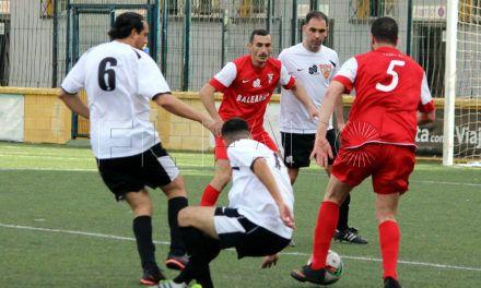 Goleada del Ceuta B y de nuevo el líder