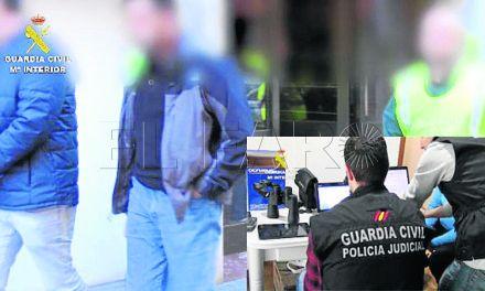 La Guardia Civil de Ceuta colabora en una operación contra la pedofilia