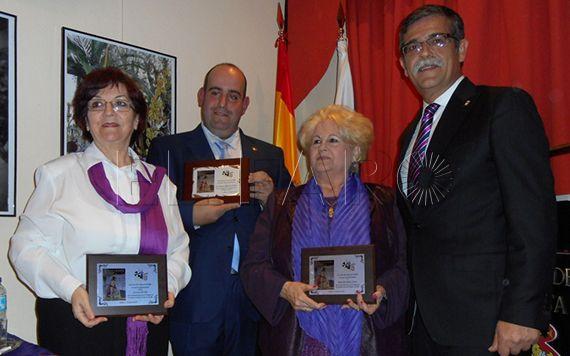 Eusebio Belmonte pronuncia el pregón de la Semana Santa de Ceuta en Sevilla