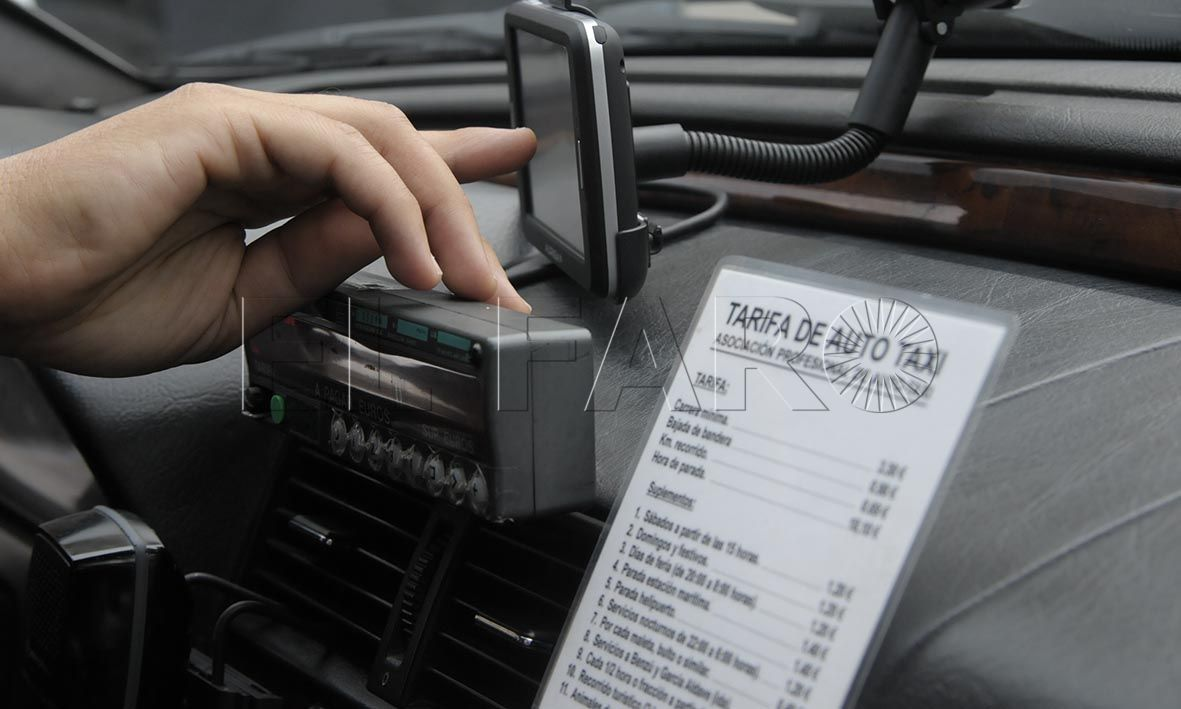 El sector del taxi confía en cobrar a partir de mayo la carrera mínima a 3,50 euros