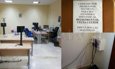 """CSIF denuncia el estado """"deplorable"""" de las oficinas del Registro del Morro"""