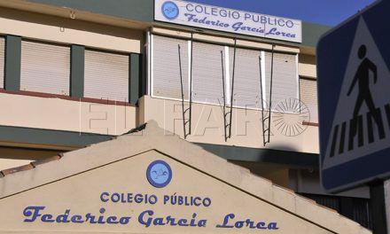 La retirada de las cubiertas de los colegios cuesta 35.000 euros