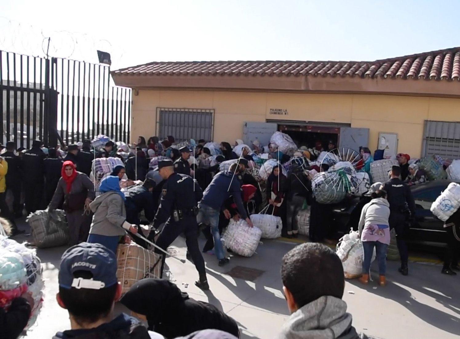 """""""Se les ha ido de las manos"""", asegura APDH sobre el paso del 'Tarajal II'"""