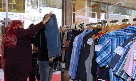 El comercio minorista sufre la 'cuesta de enero' un mes después