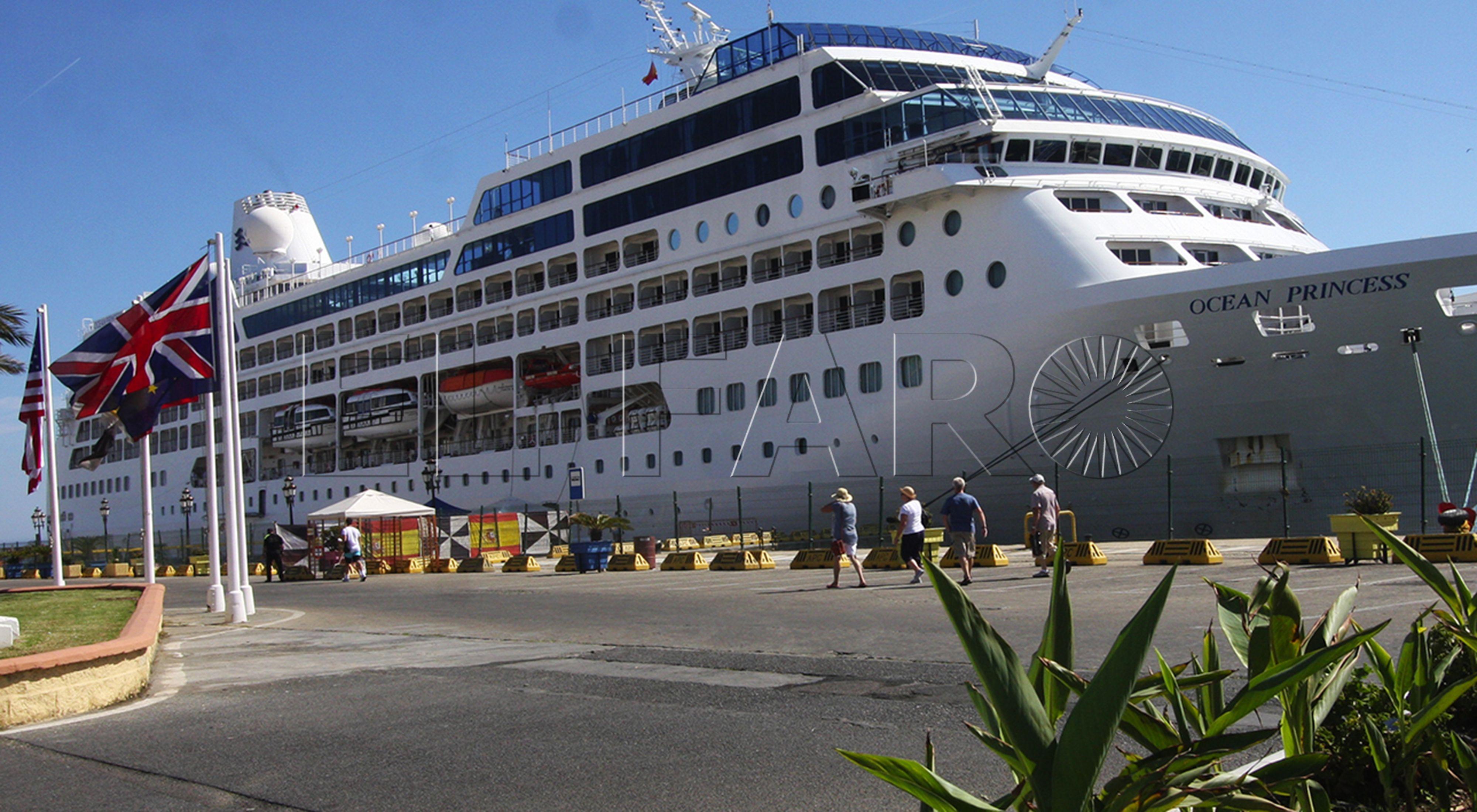 La Ceuta de los cruceros