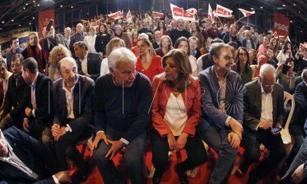 Constitución de la plataforma de apoyo a Susana Díaz