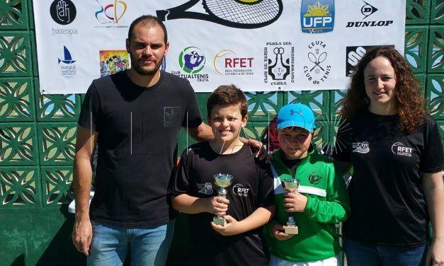 Jornada de trofeos en tenis
