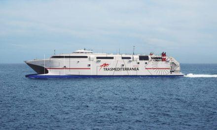 Trasmediterránea oferta billetes a 4'99 euros en trayectos de la línea Ceuta-Algeciras