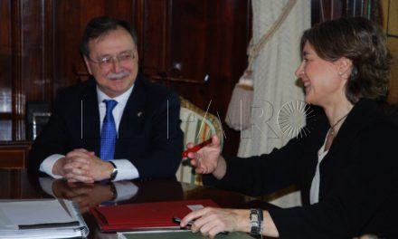 """El Gobierno cuenta con el """"apoyo e impulso"""" de la ministra de Medio Ambiente a """"todos sus proyectos"""""""