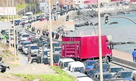 Más tensiones de tráfico