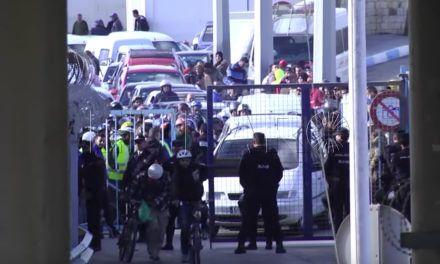 Una porteadora fallecida en una avalancha en frontera según una corresponsal en Marruecos