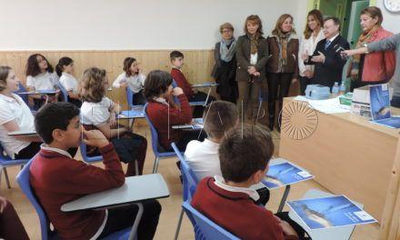 Vivas apoya la concienciación sobre el ahorro del agua en el colegio Santa María Micaela