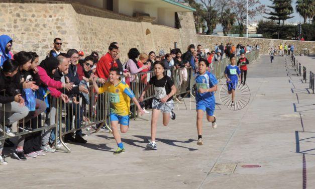 La Milla Urbana, una prueba para más de 600 atletas de todas las edades